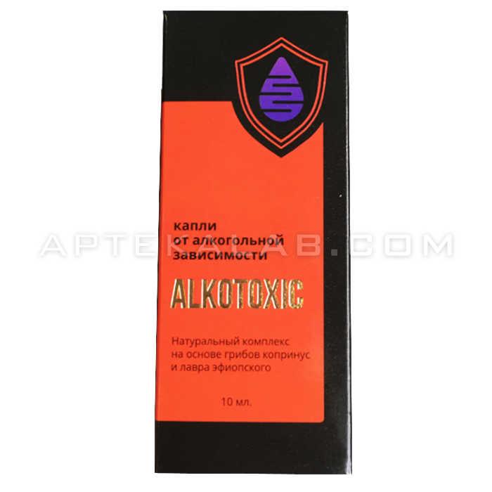 Alkotoxic - капли от алкоголизма в Таразе